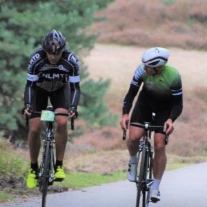 Aart Vierhouten persoonlijke fietsbegeleiding Posbank