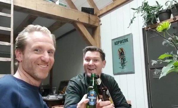 Aart Vierhouten Koen de Jong Podcast Boshut MIR Sportmarketing