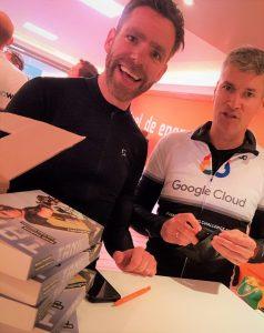 Bram Tankink Signeert MIR Sportmarketing CIONET