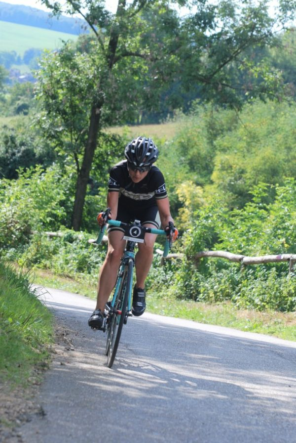 Beklimming Kruisberg klimclinic MIR Sportmarketing