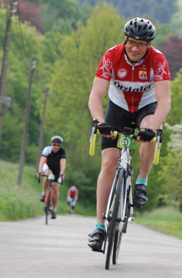 Beklimming Klim - en daalclinic MIR Sportmarketing