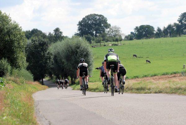 Afdaling klim- en daalclinic Zuid-Limburg MIR Sportmarketing