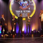 Sponsorring foto podium MIR Sportmarketing