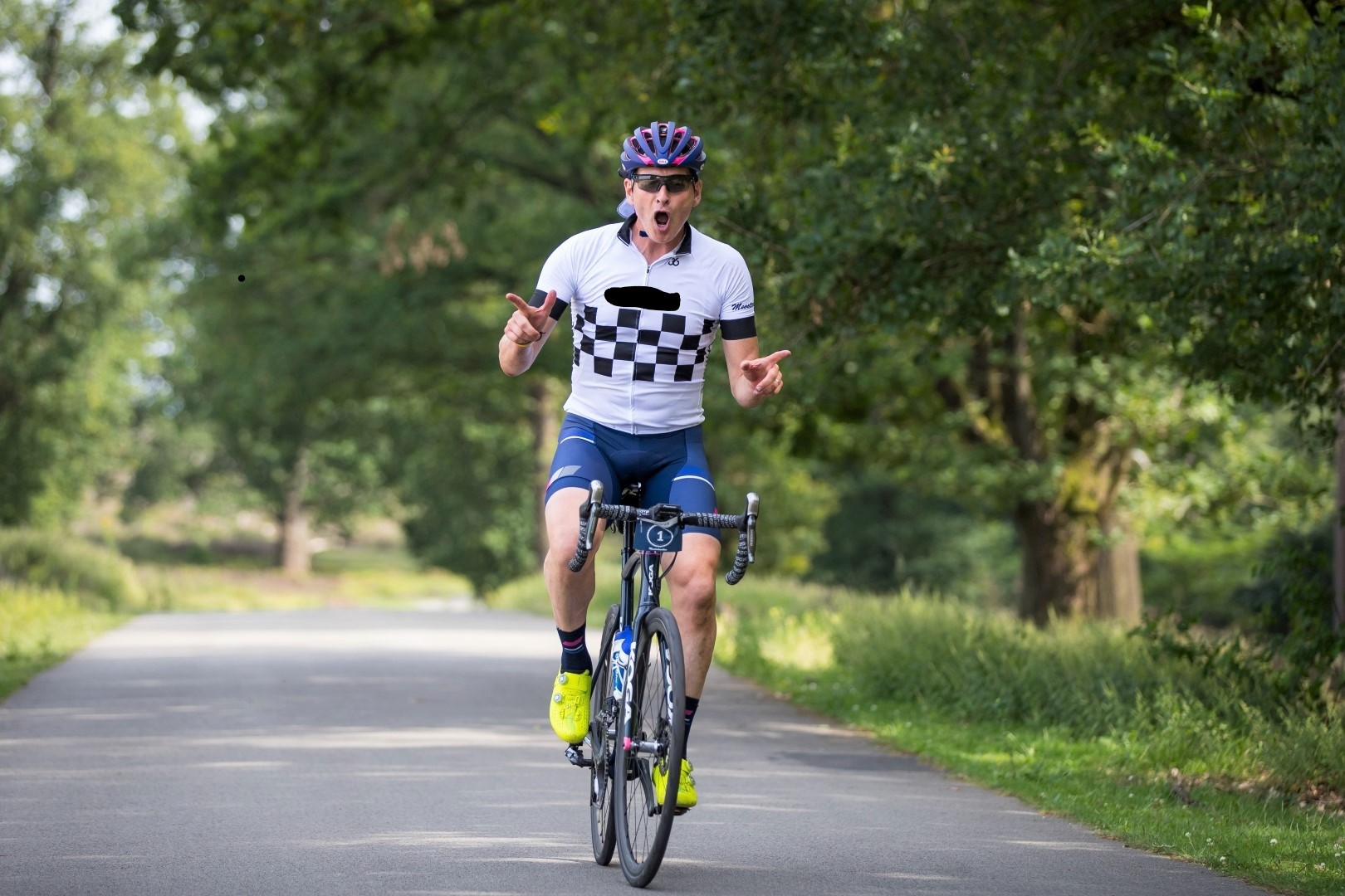 Blije renner Lexence MIR Sportmarkeitg